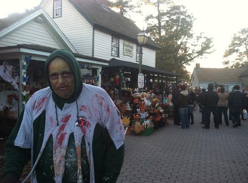 Smithville NJ Zombie Walk