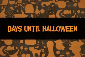 Days Until Halloween