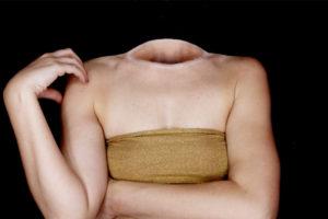 Hollow Body Makeup Illusion